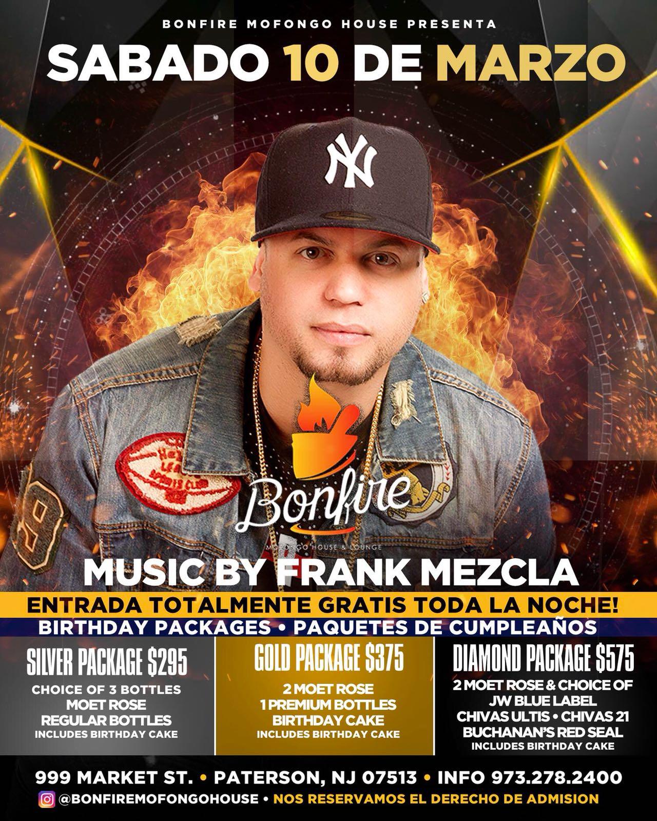 10 de Marzo - Music by FRANK MEZCLA