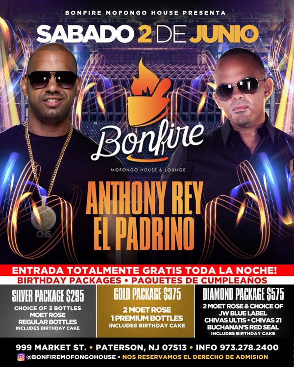 ANTHONY REY & EL PADRINO