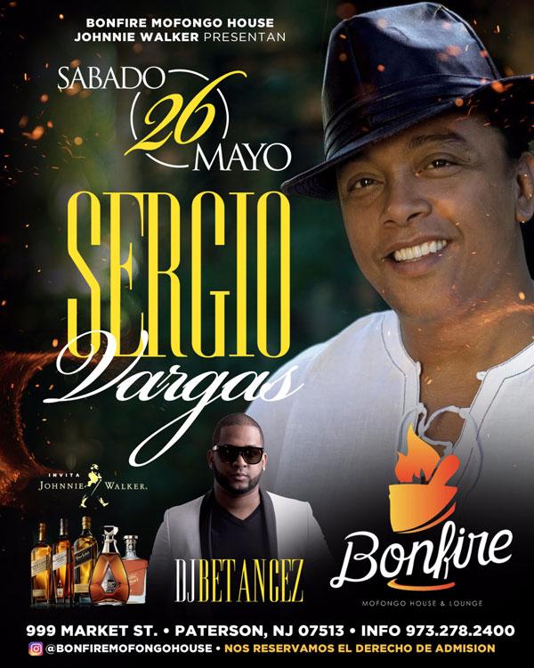 26 de Mayo con SERGIO VARGAS