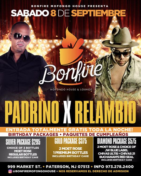 PADRINO x RELAMBIO