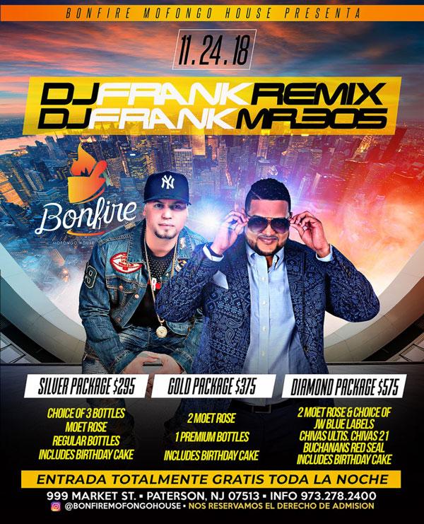 DJ FRANK REMIX x DJ FRANK MR305