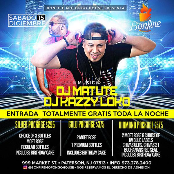 DJ MATUTE x DJ KAZZY LOKO