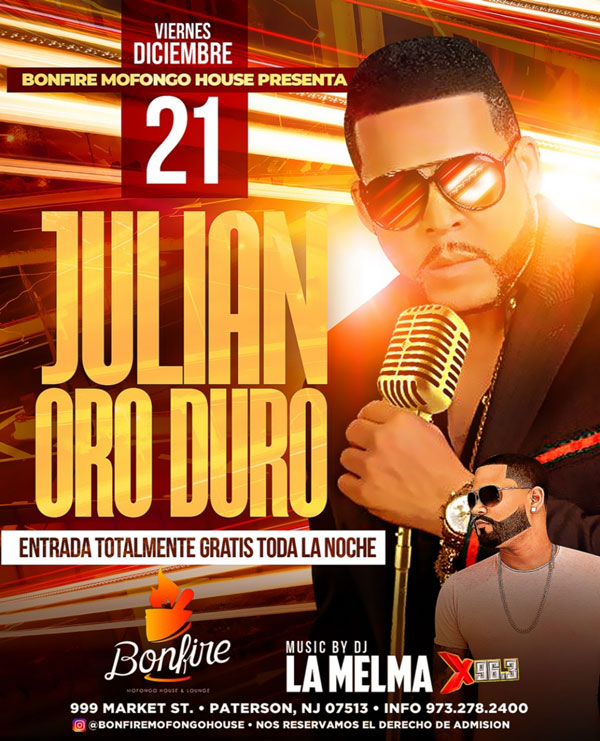JULIAN ORO DURO