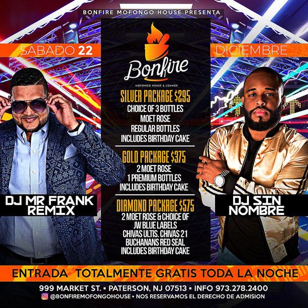 DJ MR FRANK REMIX x DJ SIN NOMBRE