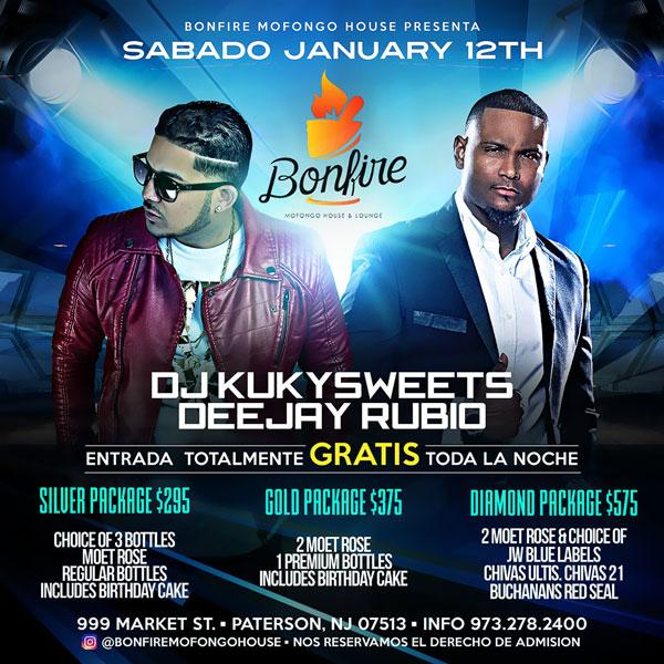 DJ KUKY SWEETS x DEEJAY RUBIO