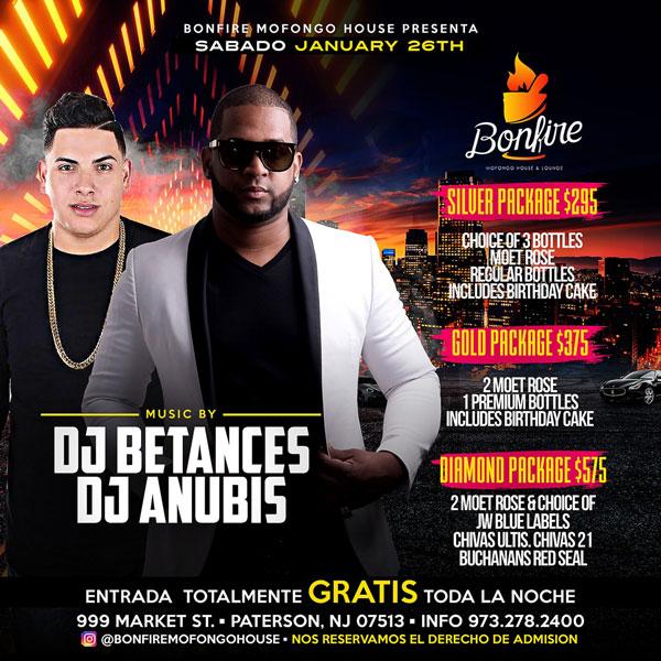 DJ BETANCES x DJ ANUBIS