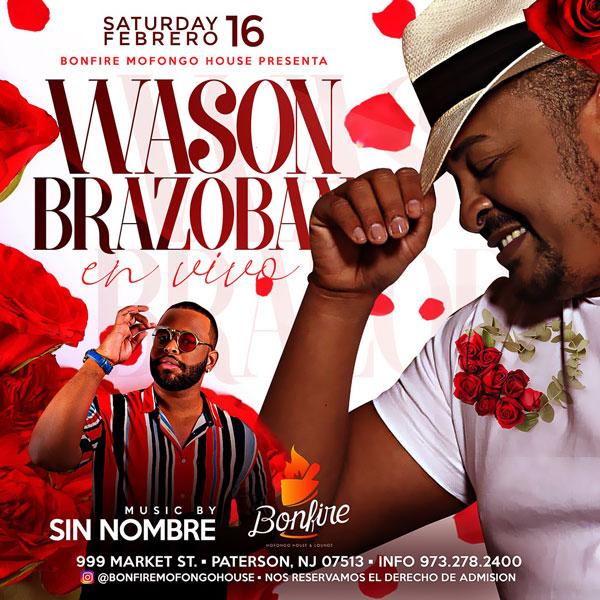 WASON BRAZOBAN - EN VIVO
