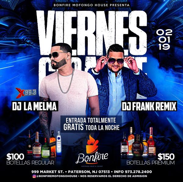DJ LA MELMA x DJ FRANK REMIX