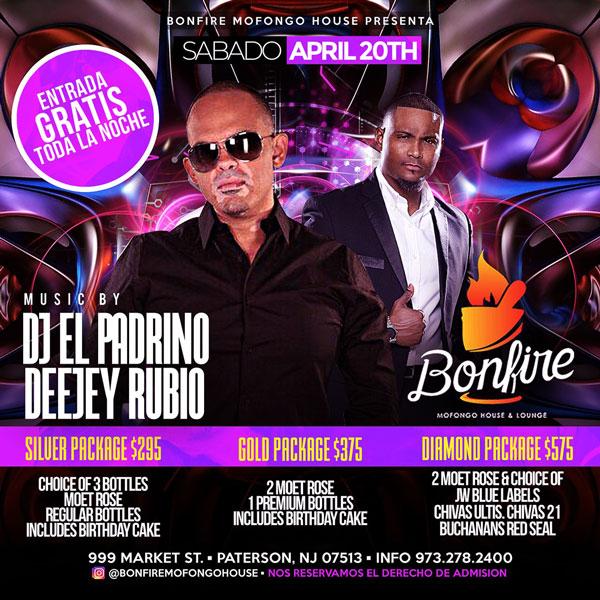 DJ EL PADRINO x DJ RUBIO