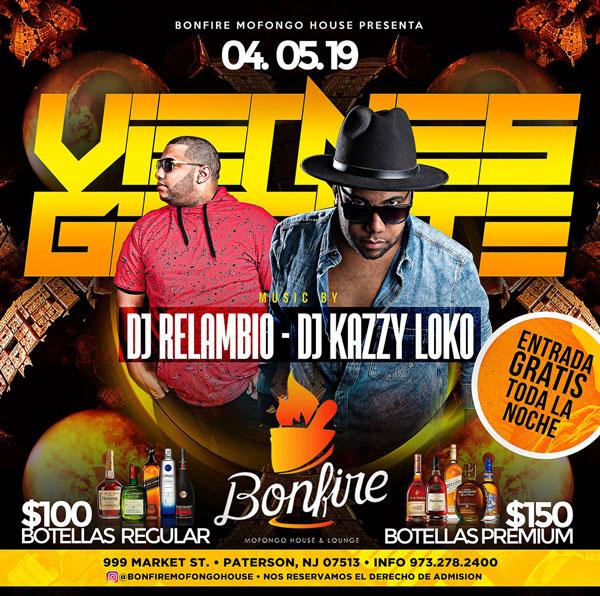 DJ RELAMBIO x DJ KAZZY LOKO