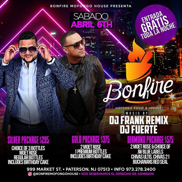 DJ FRANK REMIX x DJ FUERTE