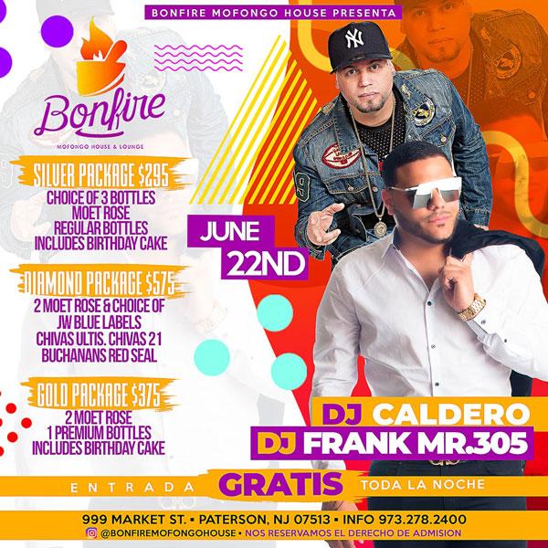 DJ CALDERO x DJ FRANK MR.305