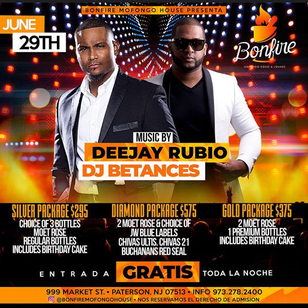 DJ RUBIO x DJ BETANCES