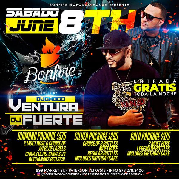 DJ CHOCO VENTURA x DJ FUERTE