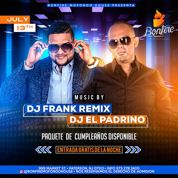 DJ FRANK REMIX + DJ EL PADRINO