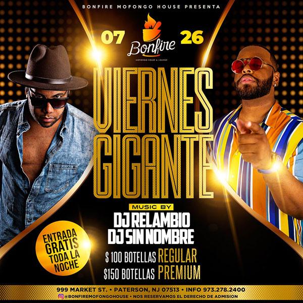 DJ RELAMBIO x DJ SIN NOMBRE