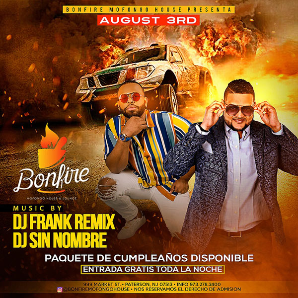 DJ FRANK REMIX + DJ SIN NOMBRE