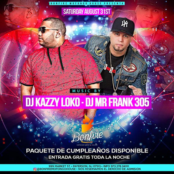 DJ KAZZY LOKO x DJ MR FRANK 305