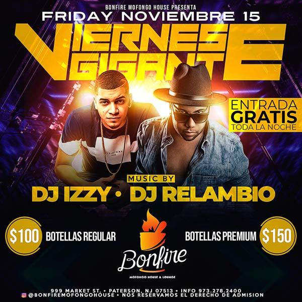 DJ IZZY x DJ RELAMBIO