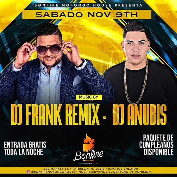 FRANK REMIX x DJ ANUBIS