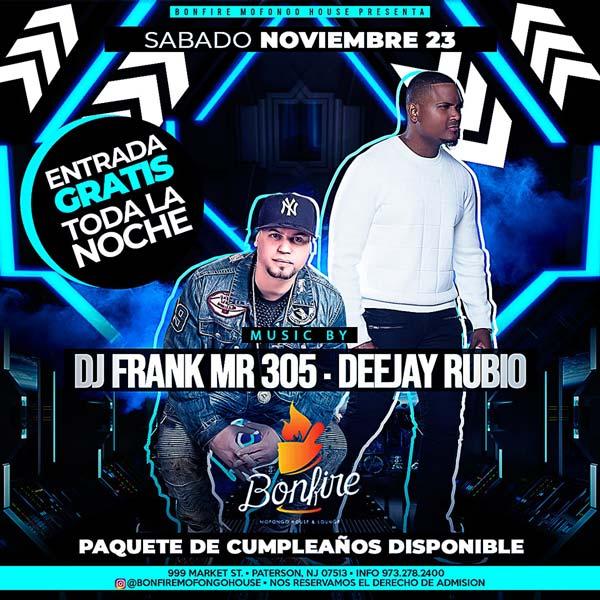 DJ FRANK MR 305 x DJ RUBIO