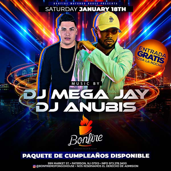 DJ MEGA JAY x DJ ANUBIS